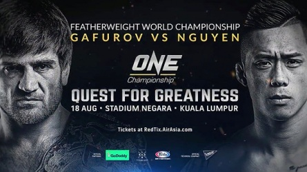 Uitslagen | ONE Championship 59: Quest for Greatness