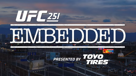UFC 251 Embedded: Vlog Series - Episode 5