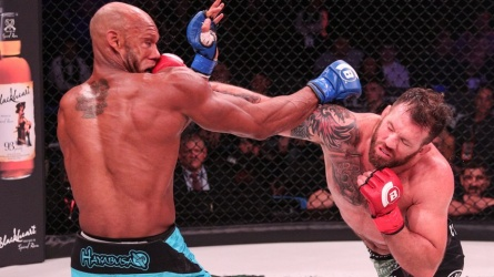Bellator Free Fight: Ryan Bader vs. Linton Vassell