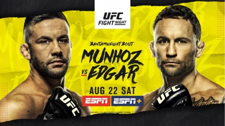 Rewind | UFC on ESPN 15: Munhoz vs. Edgar