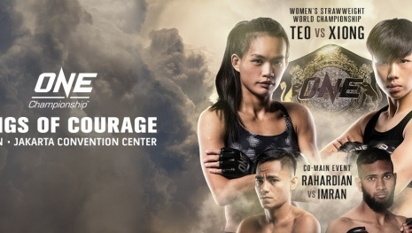 Uitslagen | ONE Championship 67: Kings of Courage