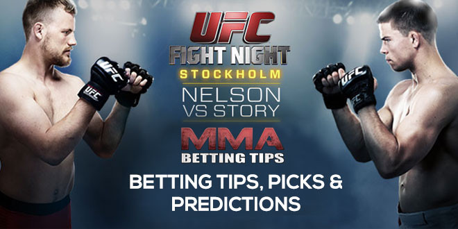 Mma Betting Tips