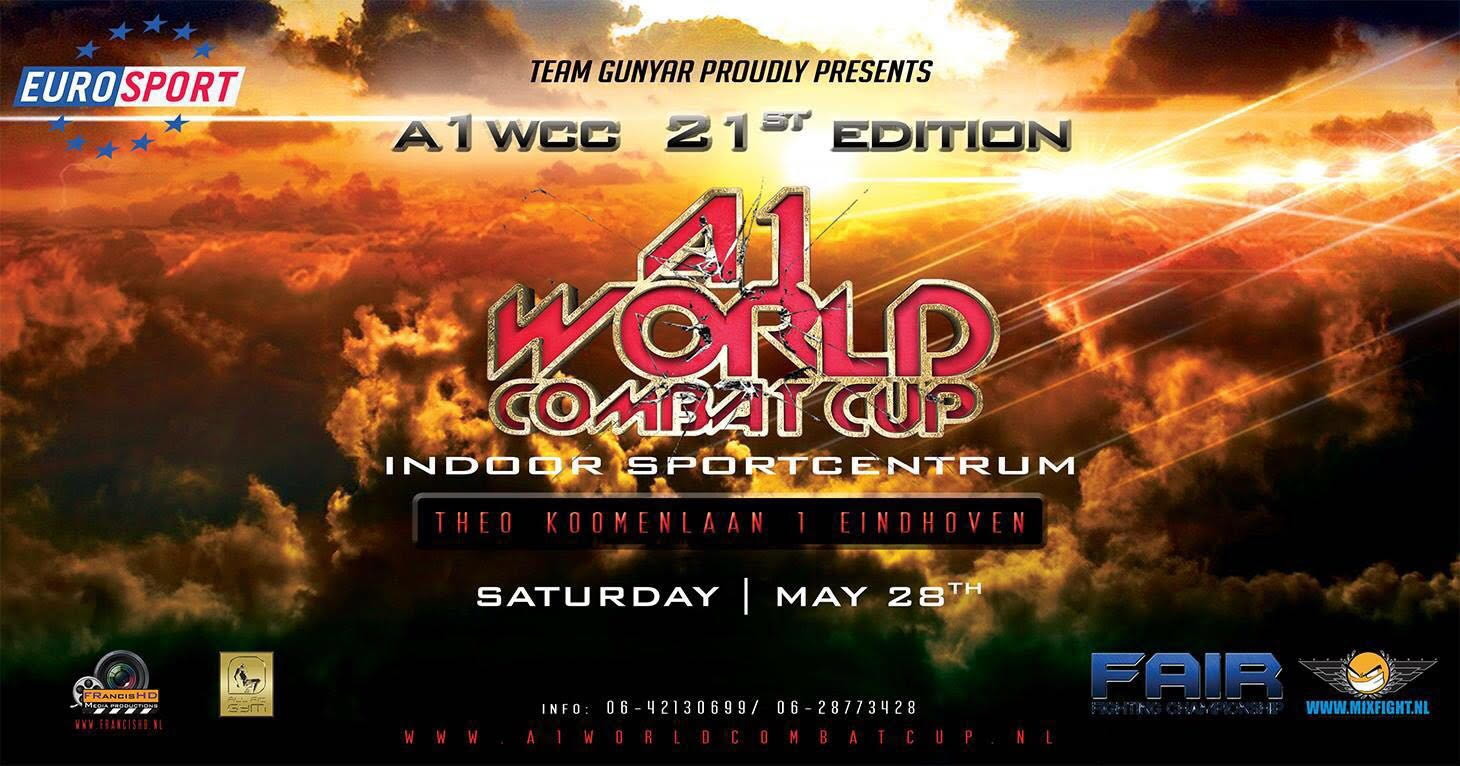 A1 world combat cup 2018 matchmaking
